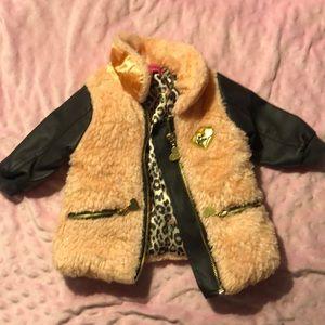 Betsy Johnson Jacket, 3-6 m